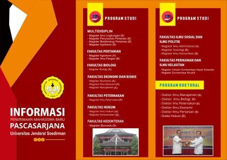 leaflet Pascasarjana